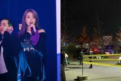 Cảnh sát bắt giữ người phát tán audio trong concert của IU