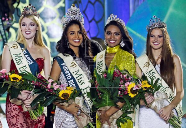 Quá thần tượng HHen Niê, người đẹp nước Mỹ nhất quyết mặc váy màu vàng để thi Miss Earth 2019-2