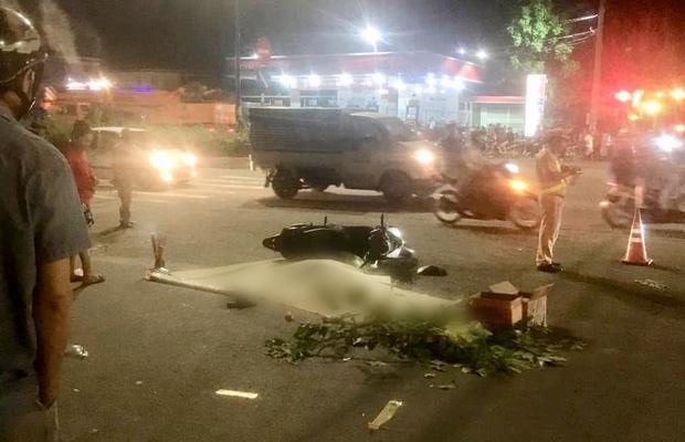 Bình Dương: Người cha tử vong sau khi đẩy con gái ra ngoài để tránh bị xe container cán-1