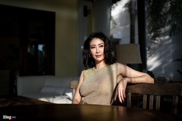 Hà Kiều Anh: Cảnh nóng với Chi Bảo là quyết định táo bạo của tôi-2