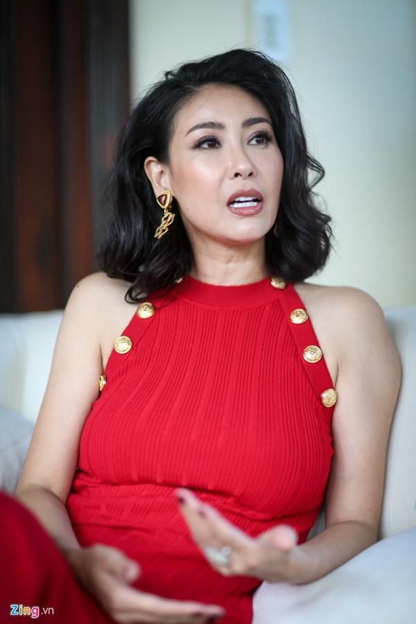 Hà Kiều Anh: Cảnh nóng với Chi Bảo là quyết định táo bạo của tôi-3