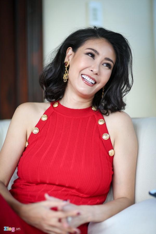 Hà Kiều Anh: Cảnh nóng với Chi Bảo là quyết định táo bạo của tôi-4