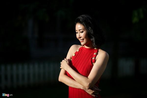 Hà Kiều Anh: Cảnh nóng với Chi Bảo là quyết định táo bạo của tôi-5