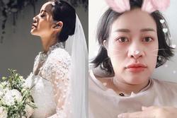 Thả nhẹ ảnh mặt mộc ở tháng thứ 7 thai kỳ, MC Phí Linh gây bất ngờ về nhan sắc