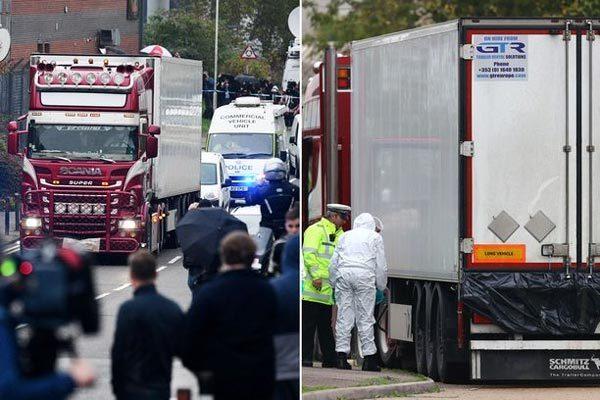 Nhiều người bị dọa giết sau vụ 39 thi thể ở Anh-1