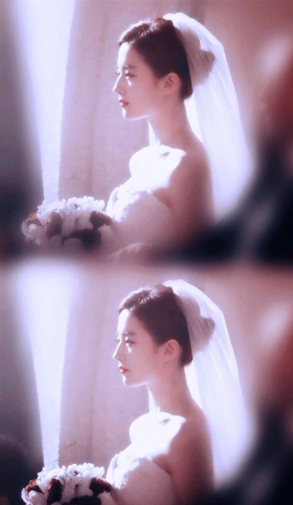 Thần tiên tỉ tỉ Lưu Diệc Phi gây náo loạn với loạt ảnh cưới, giai nhân tuyệt mỹ đẹp từng góc độ-5