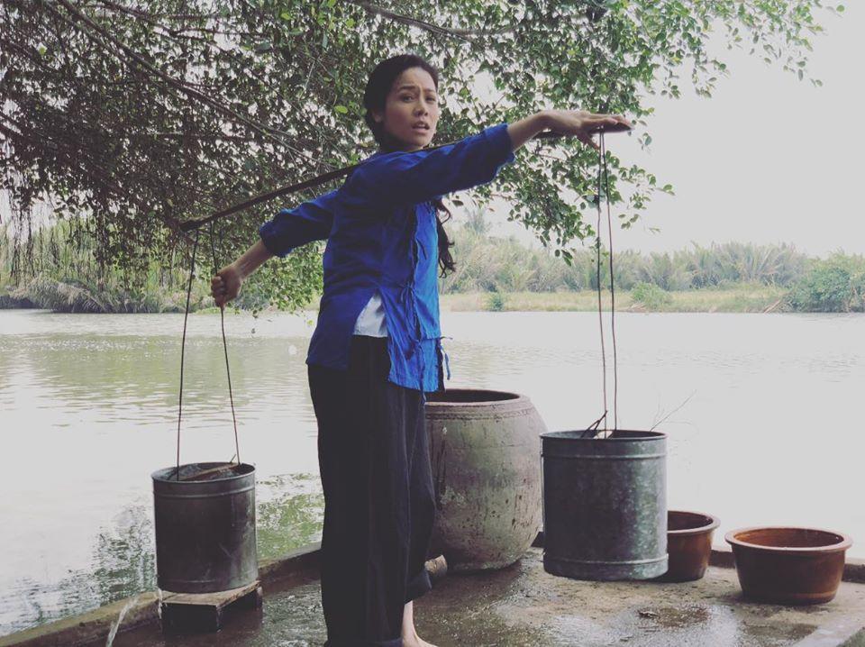 Nhật Kim Anh hé lộ loạt ảnh không được lên sóng của Tiếng sét trong mưa-3