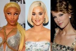 7 nữ ca sĩ thành công nhất thập kỷ
