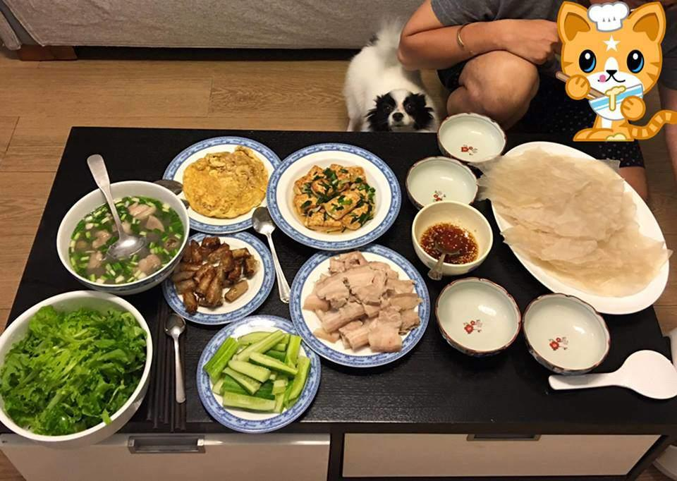 Món ăn từ con vật nhiều người nhìn đã sợ nhưng qua tay của Văn Mai Hương lại làm hàng xóm nhức mũi-6