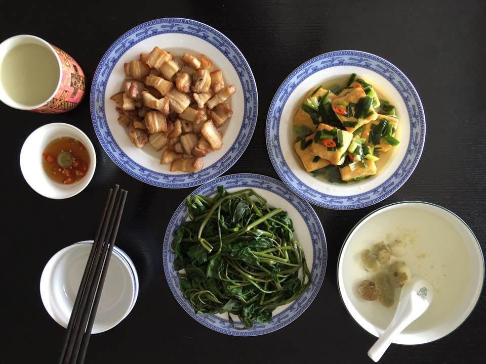 Món ăn từ con vật nhiều người nhìn đã sợ nhưng qua tay của Văn Mai Hương lại làm hàng xóm nhức mũi-10
