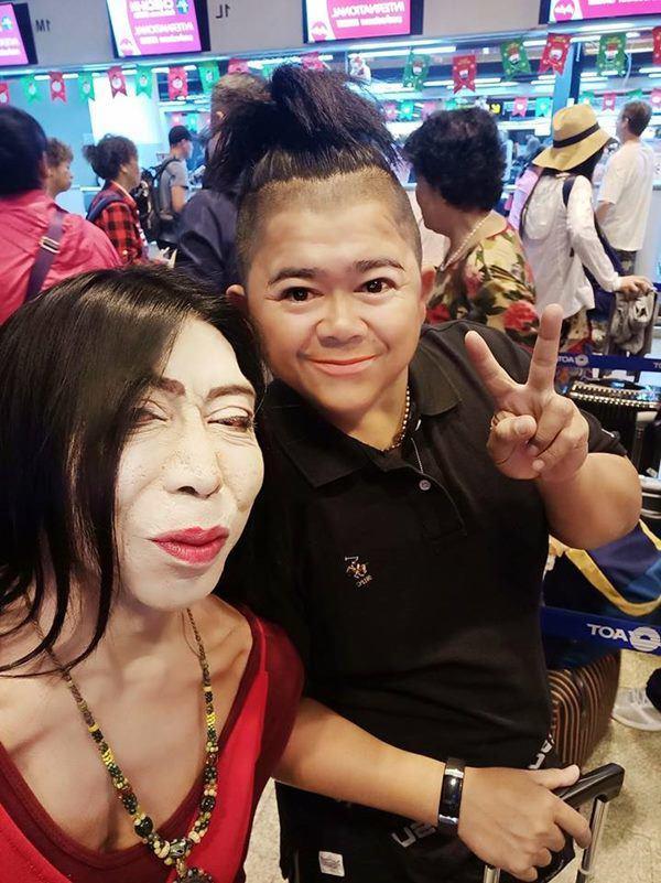 Cùng lúc sở hữu 2 chàng trai chung tình, gái già uốn éo Thái Lan bây giờ ra sao?-1