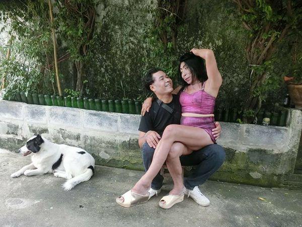 Cùng lúc sở hữu 2 chàng trai chung tình, gái già uốn éo Thái Lan bây giờ ra sao?-2