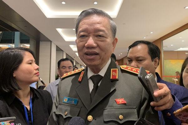Bộ trưởng Tô Lâm: Điều tra quốc tế vụ 39 người chết trong container-1