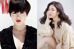 Song Hye Kyo bất ngờ lên sóng với mái tóc tém ngắn cũn, fans dụi mắt mãi mới nhận ra