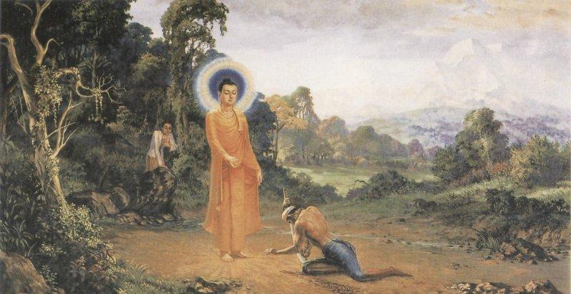 Câu chuyện Phật Giáo về câu hỏi đáng ngẫm nhất trên đời: Người chết có thể mang theo thứ gì?-2
