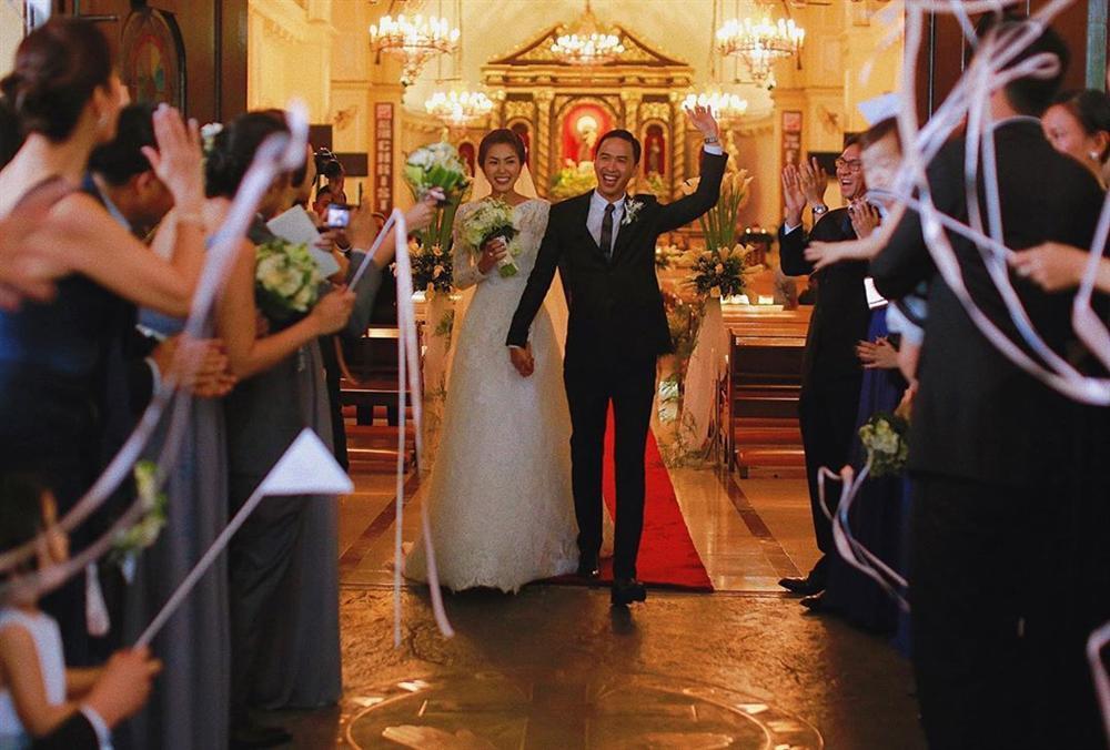 Cuối cùng thì Tăng Thanh Hà cũng chịu công khai ảnh cưới đẹp như mơ của 7 năm về trước-1