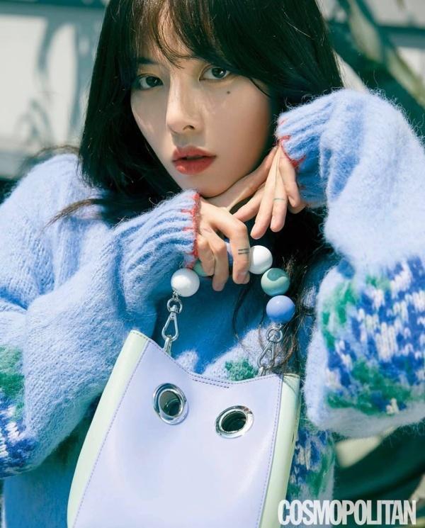 Hyuna bất ngờ được dân Hàn khen hết lời vì quyết tâm không đi đóng phim-5
