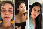 Thí sinh bỏ thi Hoa hậu Hoàn vũ Việt Nam 2019 tung ảnh gợi cảm quá mức giữa núi rừng-5
