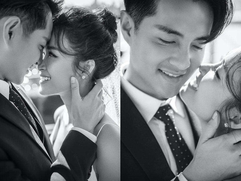 Đông Nhi hôn Ông Cao Thắng nồng cháy trong bộ ảnh cưới đẹp như mơ tại Sydney-2