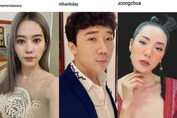 Tài khoản Instagram độc lạ của sao Việt: Trấn Thành lầy lội, xem đến Phương Linh ai cũng hết vía