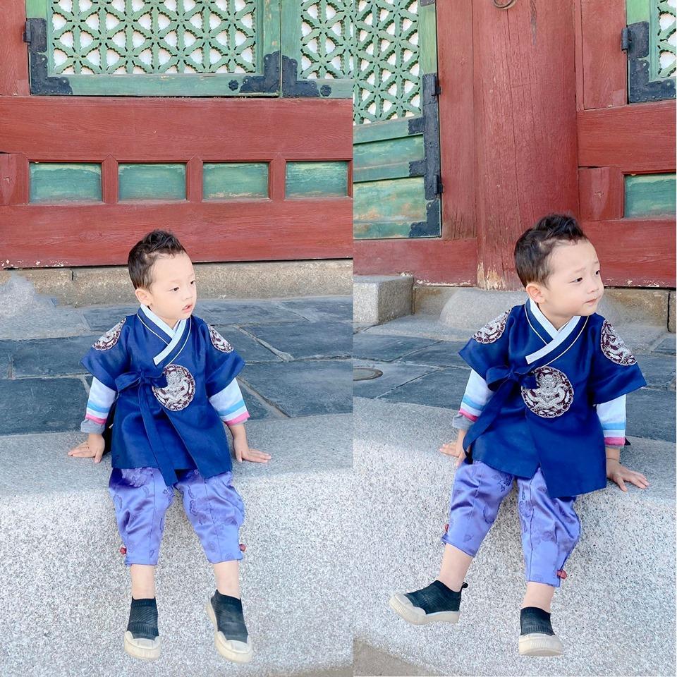Khoe ảnh cả nhà sang Hàn Quốc thăm em gái nhưng ngoại hình của bố mẹ Ly Kute làm ai cũng bất ngờ-14