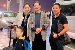 Khoe ảnh cả nhà sang Hàn Quốc thăm em gái nhưng ngoại hình của bố mẹ Ly Kute làm ai cũng bất ngờ
