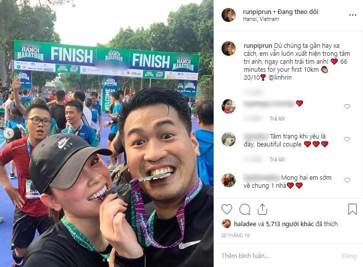 Em chồng Tăng Thanh Hà lại khiến fan phát hờn khi sắm đồng hồ đôi hàng trăm triệu cho người yêu-5