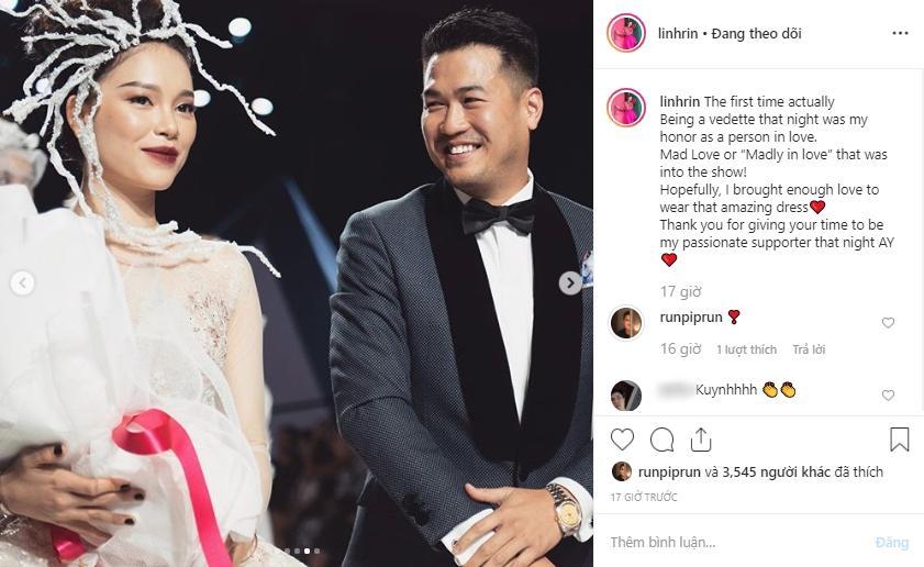 Em chồng Tăng Thanh Hà lại khiến fan phát hờn khi sắm đồng hồ đôi hàng trăm triệu cho người yêu-6