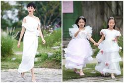Con gái Xuân Lan làm vedette ở tuổi lên 6 mà catwalk thần thái chẳng thua mẹ