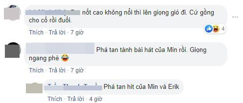 Tham khoe kỹ thuật lại đổi tông loạn xạ, Hương Ly bị chê hát không bằng Chi Pu thậm chí thua xa Ninh Dương Lan Ngọc-6