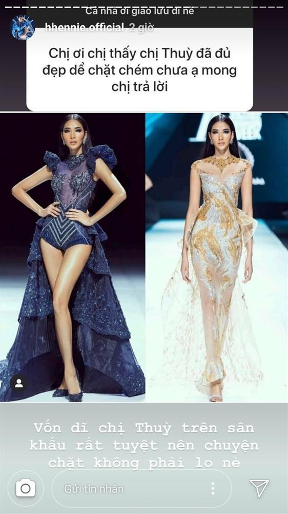 Bản tin Hoa hậu Hoàn vũ 5/11: HHen Niê đoán Hoàng Thùy vượt kỳ tích top 5, chạm tay đến vương miện-2