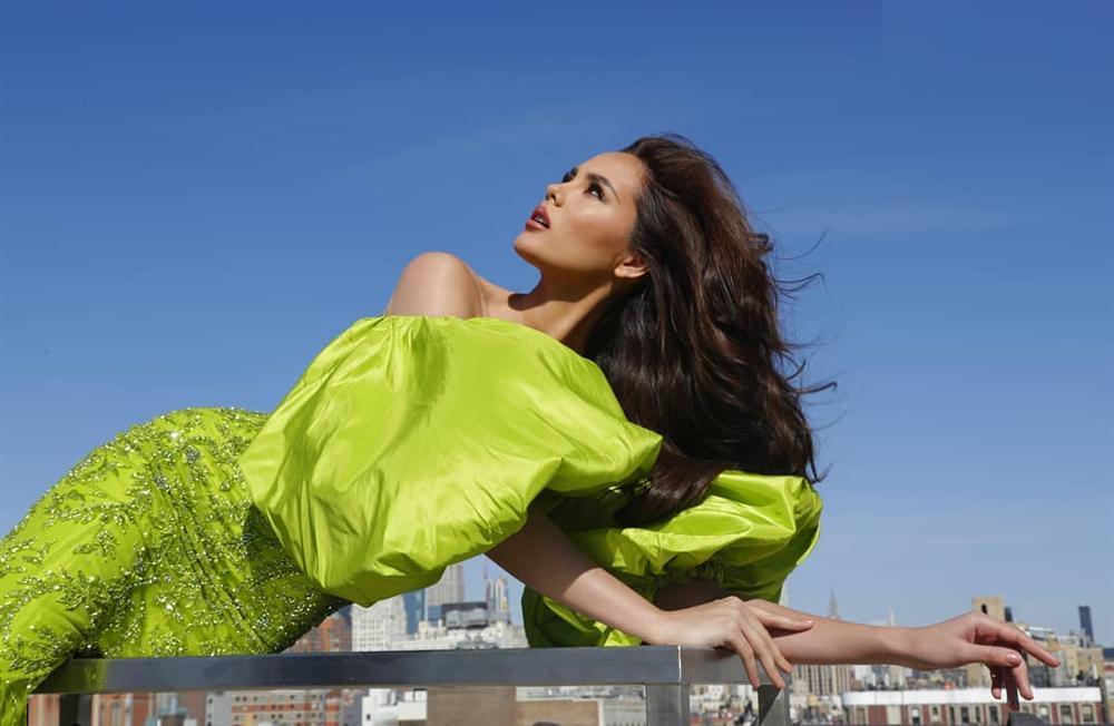 Bản tin Hoa hậu Hoàn vũ 5/11: HHen Niê đoán Hoàng Thùy vượt kỳ tích top 5, chạm tay đến vương miện-11