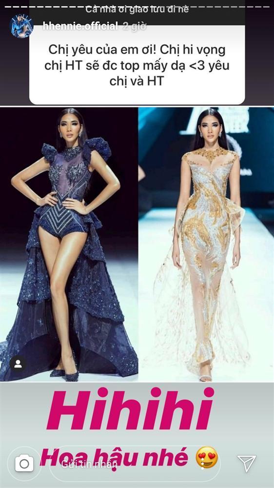 Bản tin Hoa hậu Hoàn vũ 5/11: HHen Niê đoán Hoàng Thùy vượt kỳ tích top 5, chạm tay đến vương miện-4