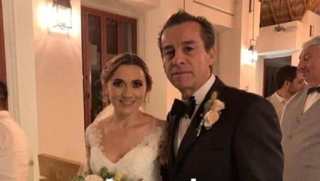 Cựu thị trưởng Mexico cưới con dâu 3 năm sau khi con trai qua đời-1