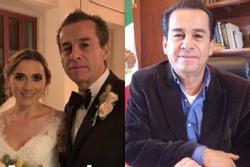Cựu thị trưởng Mexico cưới con dâu 3 năm sau khi con trai qua đời