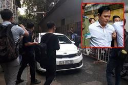 Nguyễn Hữu Linh đi 'đường hầm' riêng để vào phòng xét xử phúc thẩm kín vụ dâm ô bé gái trong thang máy