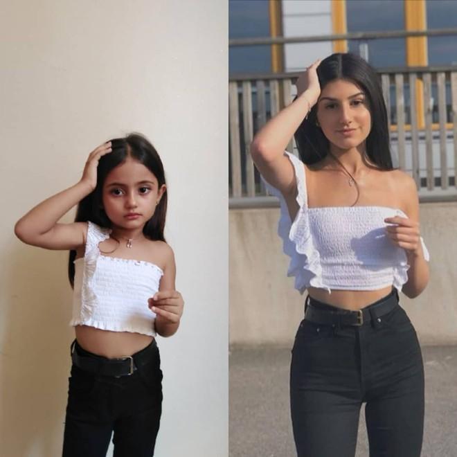 Bé gái 6 tuổi nổi tiếng nhờ mặc đồ sexy giống BlackPink-5