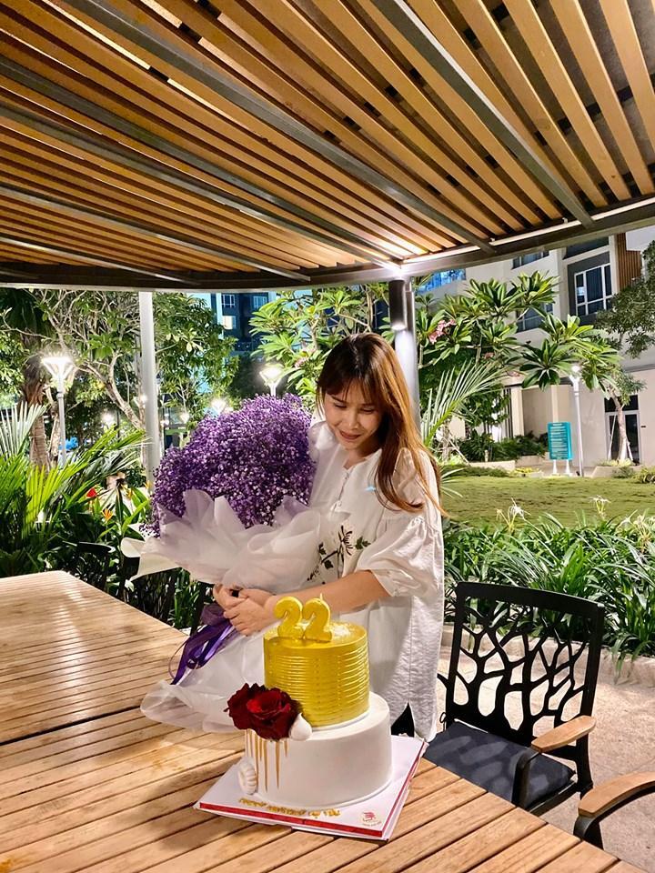 Hồ Hoài Anh tổ chức sinh nhật cho Lưu Hương Giang, gọi vợ yêu sau ồn ào ly hôn-1