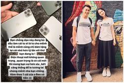 Từ món quà người tình thiếu gia tặng cách đây 1 tháng, thêm bằng chứng Hòa Minzy sinh con là sự thật