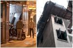 Rơi từ giàn giáo tầng 5 ở Hà Nội, nam thợ xây tử vong
