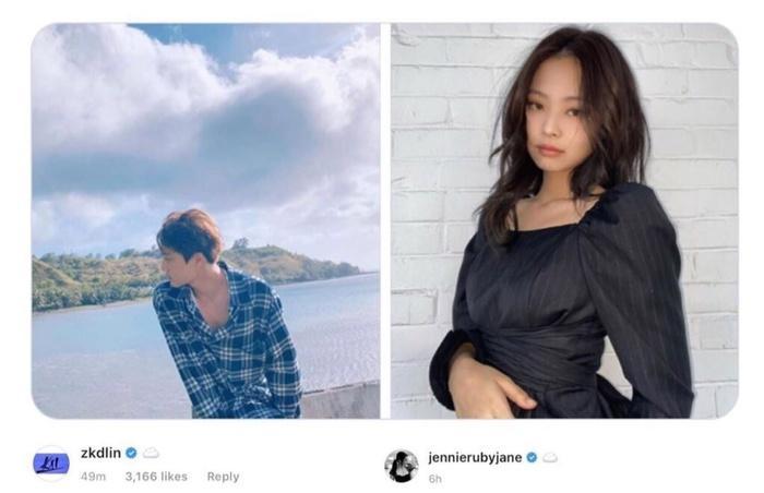 Với động thái mới trên Instagram, netizen đặt dấu hỏi liệu Kai (EXO) và Jennie (BlackPink) vẫn đang hẹn hò?-2