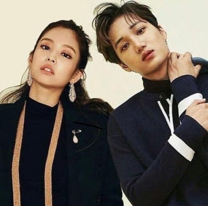 Với động thái mới trên Instagram, netizen đặt dấu hỏi liệu Kai (EXO) và Jennie (BlackPink) vẫn đang hẹn hò?-4