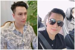 Việt Anh liên tục quay clip cận mặt để chứng minh không phẫu thuật thẩm mỹ lỗi
