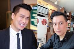 Gương mặt Việt Anh sau khi phẫu thuật thẩm mỹ