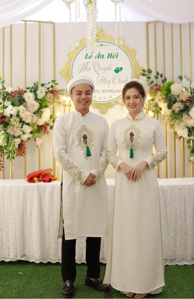 Lộ diện dung nhan cô dâu chú rể trong đám cưới sát vách xôn xao mạng xã hội những ngày qua-3