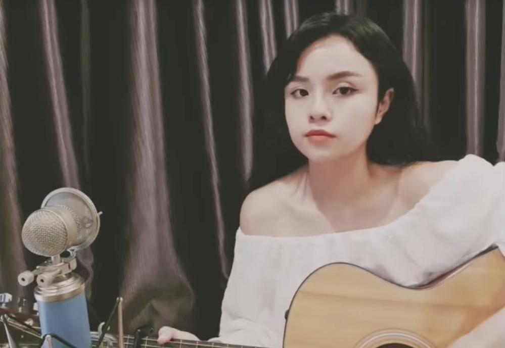 Sau chia tay Thái Trinh ẩn ý cover ca khúc Đừng ai nhắc về anh ấy-2