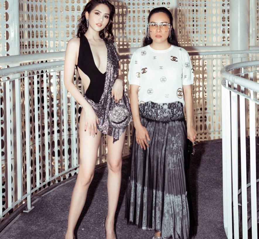 Phượng Chanel: Tôi chưa bao giờ nhận mình đẹp. Ai mà chẳng xấu khi đứng cạnh Ngọc Trinh-1
