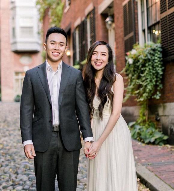 Hotgirl Mie Nguyễn làm lễ đính hôn với bạn trai vào sáng nay-4