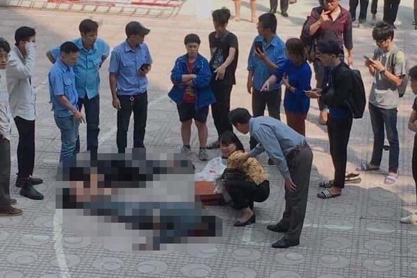 Sinh viên Kiến Trúc nhảy lầu tự tử trúng nam sinh ở dưới: 1 người chết, 1 người thương nặng-2