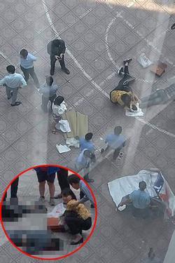 Sinh viên Kiến Trúc nhảy lầu tự tử trúng nam sinh ở dưới: 1 người chết, 1 người thương nặng